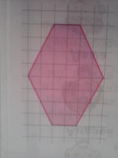 1)Как можно найти площадь данного шестиугольника(во вложениях) Найди его площадь.2)Вычисли объём призмы, основанием которой является данный шестиугольник, а высота призмы равна 8 см 5 мм