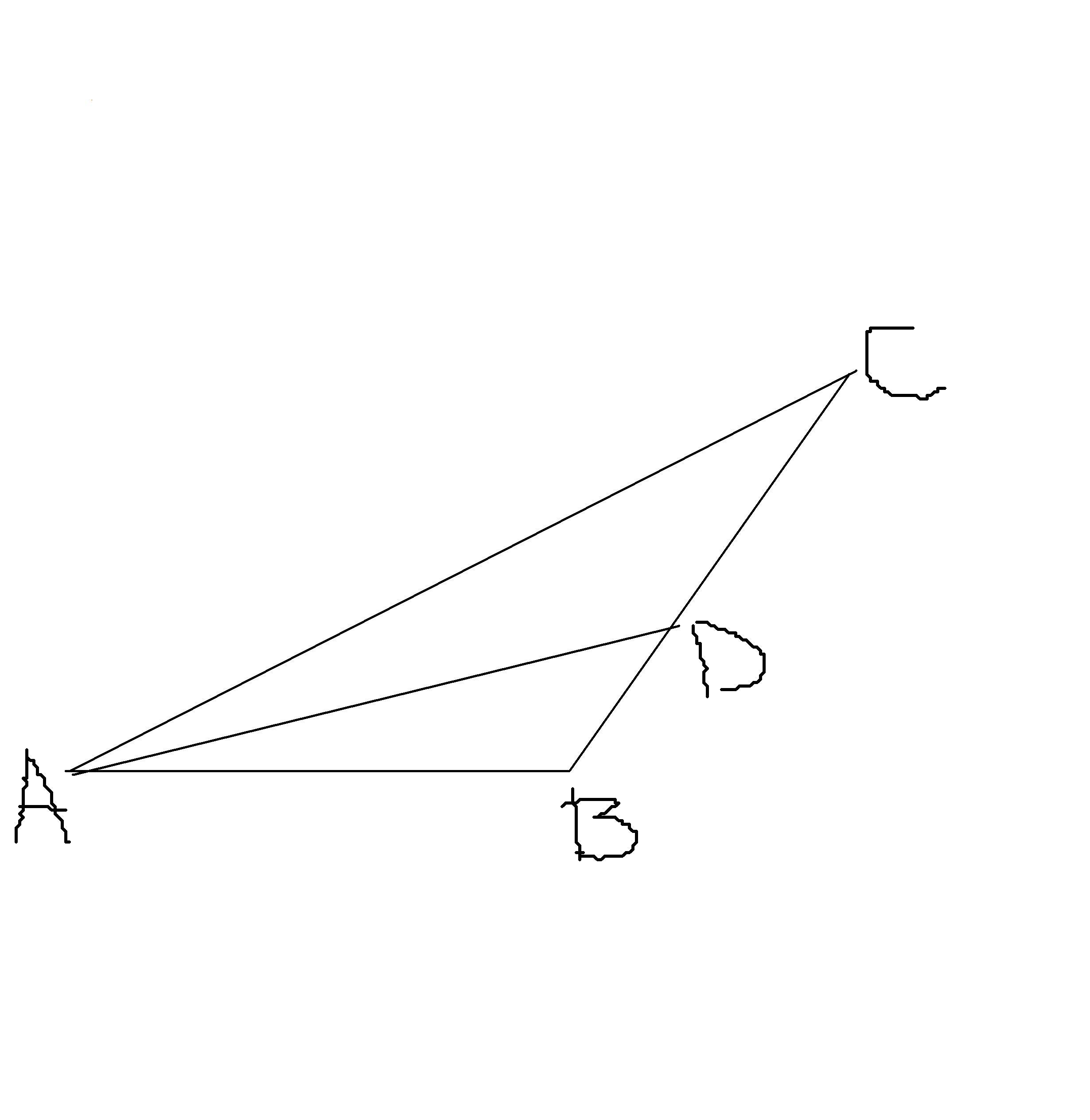 В треугольнике АВС АD - биссектриса,угол С равен 30 градусов,угол ВАD РАВЕН 22 ГРАДУСА. Найдите угол АDB